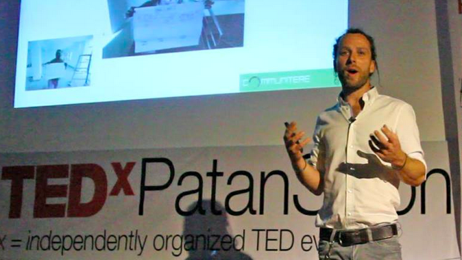 TEDxPatan: Rise from the Rubble
