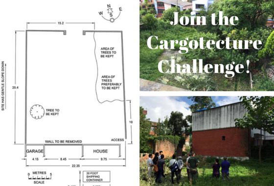Cargotecture Challenge!