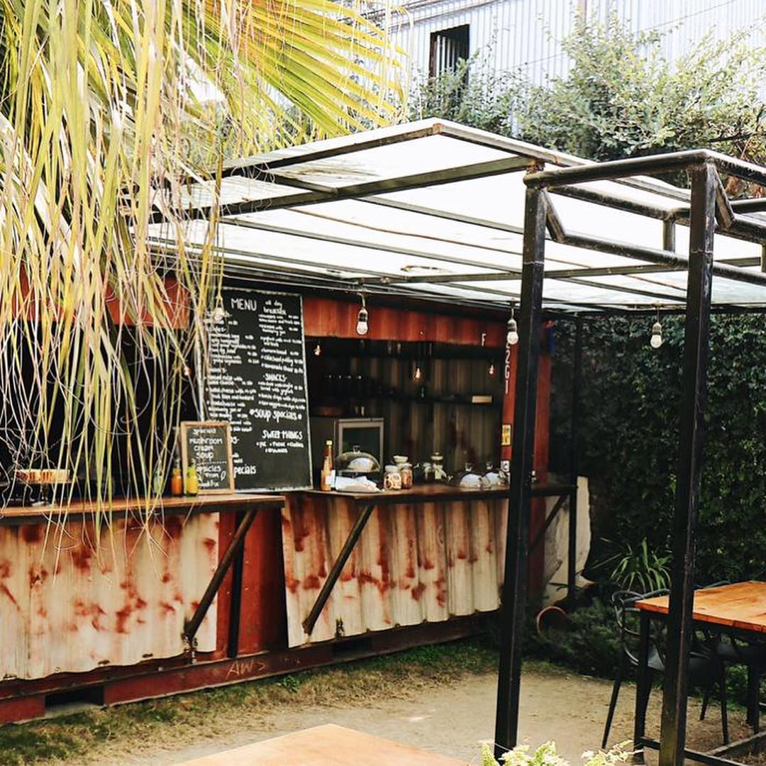 Cargo Cafe: Sweet Things Happening at Nepal Communitere