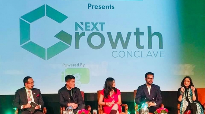 I-Cubers attend the NEXT Growth Conclave 2019!
