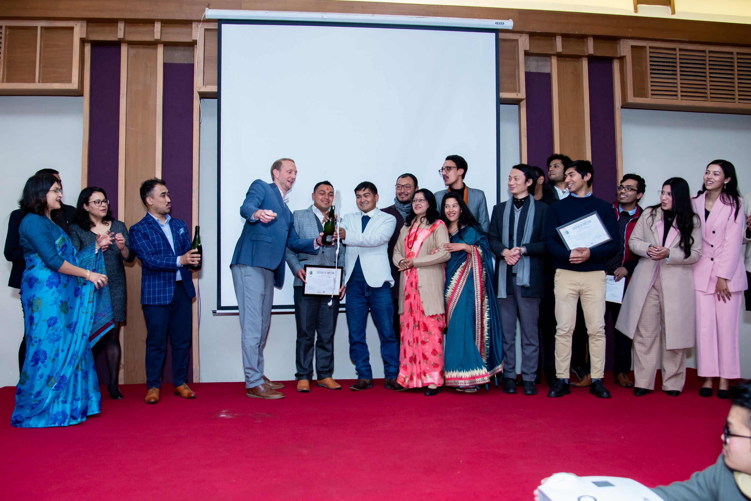 50 Lakhs Raised at the I-Cube Demo Day – WOW!