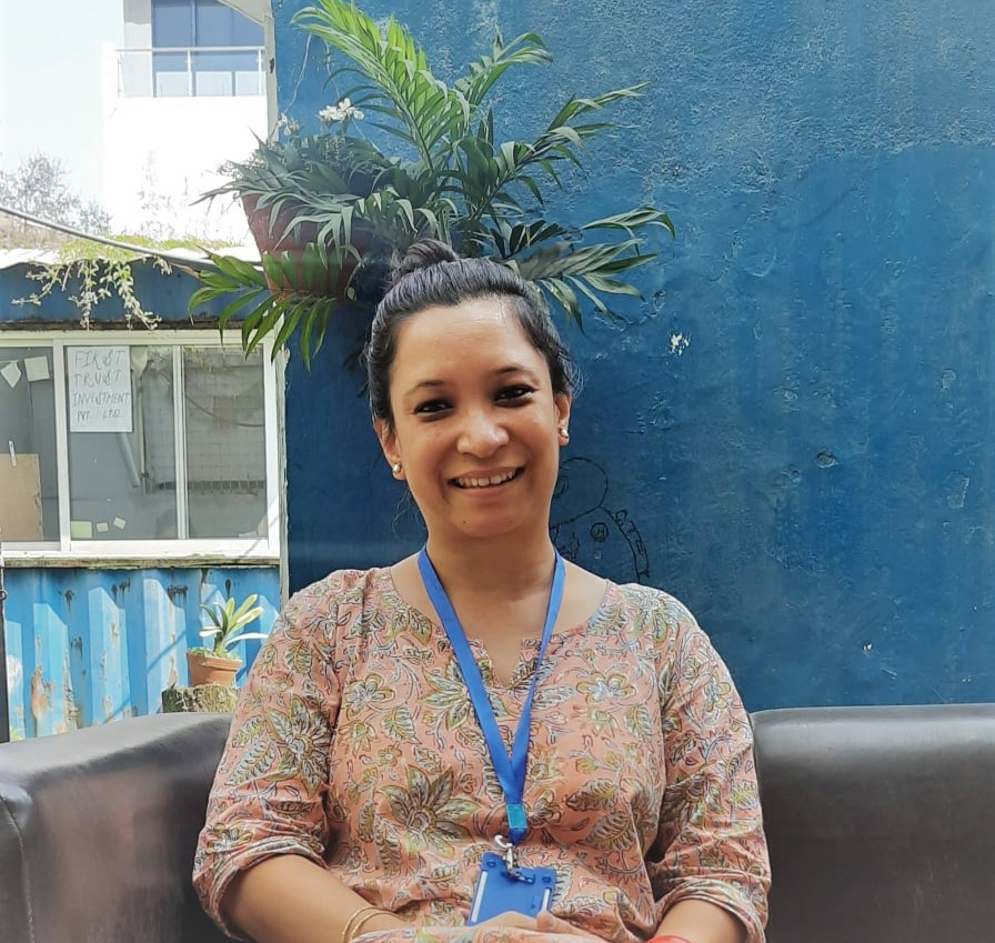 Meet Aarati – The New Lead for the I-Cube Program 2020!