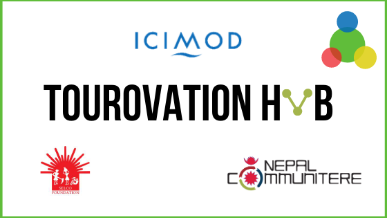 Launch of ICIMOD's Tourovation Hub at Nepal Communitere