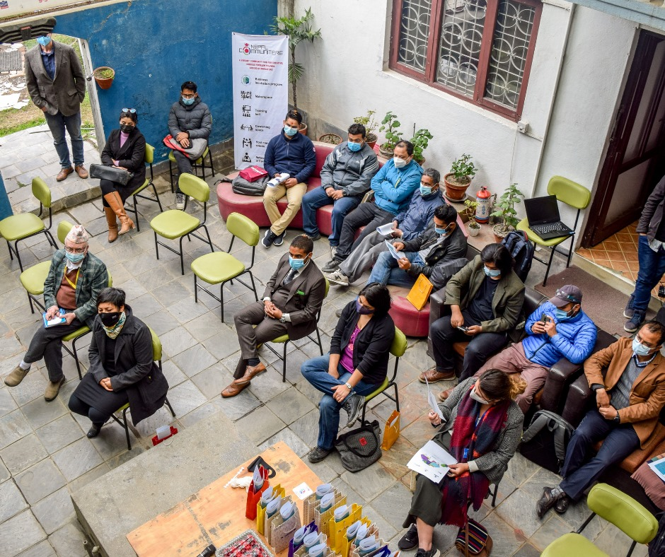 A Successful Launch of the FIRST ever Fab Lab in Nepal!