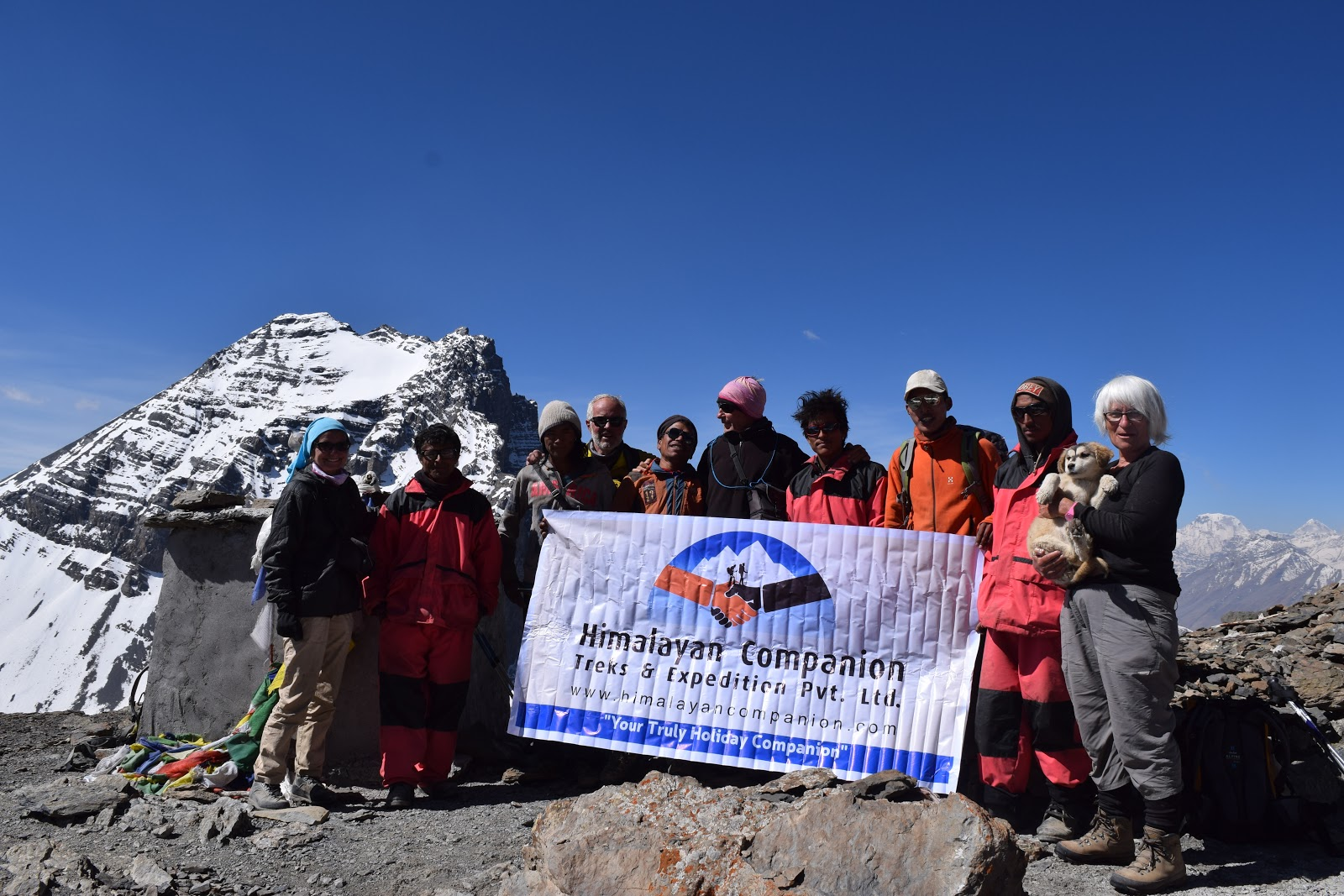 Discover Dolpo with Himalayan Companion Treks and Expedition