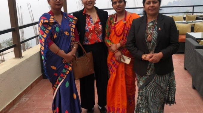 Our Journey to Transforming Female Deputy Mayors of Nepal!